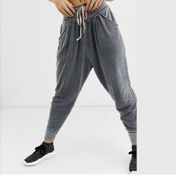 Free People Pants - Free People Movement Meadowbrook Harem Joggers